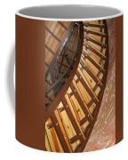 The Downside Of Spiral Stairs Coffee Mug