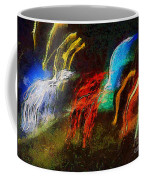 The Dragons Of Desire Coffee Mug