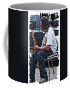The Dreaded Sax Coffee Mug