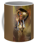 Pow Wow The Dream Coffee Mug