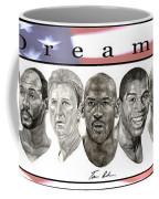 the Dream Team Coffee Mug