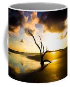 The Driftwood Tree Folly Beach Coffee Mug