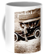 The Driver Coffee Mug