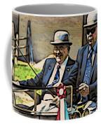 The Drivers Coffee Mug