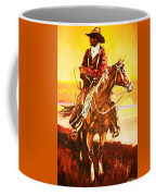 The Drover Coffee Mug