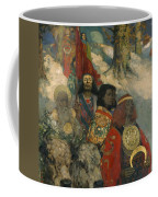 The Druids - Bringing In The Mistletoe Coffee Mug