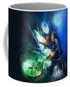 The Drummer 01 Coffee Mug