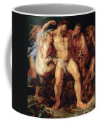 The Drunken Hercules Coffee Mug