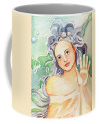 The Dry Side Of The Glass Coffee Mug