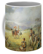 The Duel  Fair Play Coffee Mug by Robert Alexander Hillingford