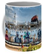 The Duke Of Graffiti Coffee Mug by Adrian Evans