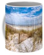 The Dunes Coffee Mug by Debra and Dave Vanderlaan