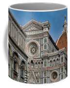 The Duomo And Baptistery Of St. John Coffee Mug