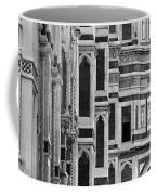 The Duomo Black And White Coffee Mug