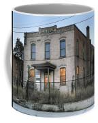 The Duquesne Building - Spokane Washington Coffee Mug