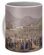 The Durbar-khaneh Of Shah Coffee Mug