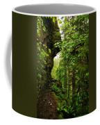 The Eagle Creek Trail Coffee Mug