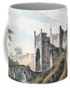 The East End Of The Fort Of Mongheer Coffee Mug