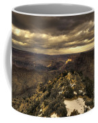 The Eastern Rim Of The Grand Canyon Coffee Mug