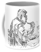 The Eater Coffee Mug