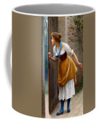 The Eavesdropper Coffee Mug