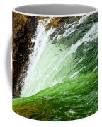 The Edge Coffee Mug by Bill Gallagher