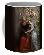 The Education Of The Virgin Coffee Mug