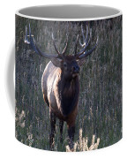 The Elegant Elk Coffee Mug