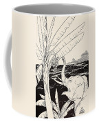 The Elephant's Child Going To Pull Bananas Off A Banana-tree Coffee Mug