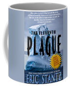 The Eleventh Plague Bookcover Coffee Mug