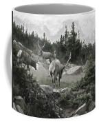 The Elk Painterly 2 Coffee Mug