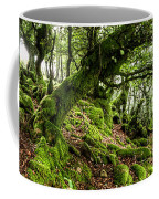 The Elven Forest No2 Wide Coffee Mug