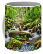 The Emerald Forest 15 Coffee Mug