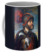 The Emperor Charles V Coffee Mug