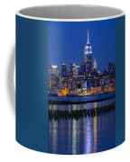 The Empire State Building Pastels Esb Coffee Mug