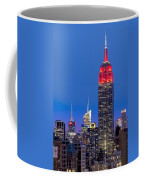 The Empire State Building Coffee Mug