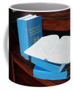 The Encyclopedia Of Newfoundland And Labrador - Joeys Books Coffee Mug