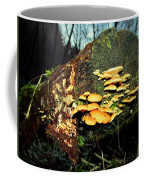 The End Is Just The Beginning Coffee Mug