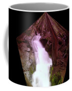 The End Of Silver Falls  Coffee Mug