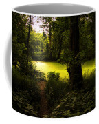 The End Of The Path Coffee Mug
