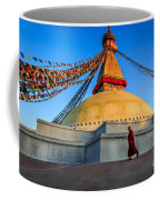 The Endless Search For Eternity Coffee Mug