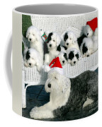 The Entire Family Coffee Mug by Kathleen Struckle