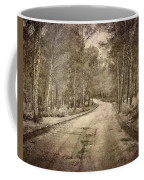 The Entrance Of The Great Forest Coffee Mug