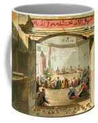 The Entrance To The Tower Of The Winds Coffee Mug