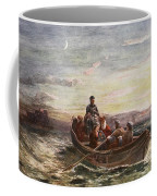 The Escape Of Mary Queen Of Scots Coffee Mug