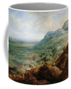 The Escorial, From A Foothill Coffee Mug