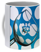The Eternal Glass Light Blue Coffee Mug
