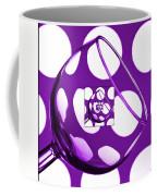 The Eternal Glass Purple Coffee Mug