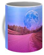The Evening Begins Coffee Mug by Betsy Knapp