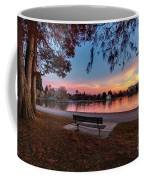 The Evening View Revisited Coffee Mug